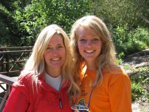 Mom and Haley