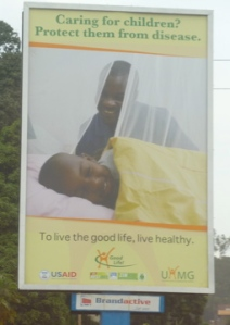 Kampala billboard